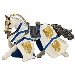 Papo Φιγούρα Άλογο του Ιππότη William, papo figures, παπο, figura, figures shop, φιγουρα, φιγούρα, φιγούρες, φιγουρες, Μινιατούρες Papo, papo greece, papo toys greece, μινιατούρες, φιγούρες δράσης, φιγουρες papo, μινιατουρες ζωων, φιγουρες ζωων, μινιατουρες κουκλοσπιτου, μινιατουρες galactic adventures, papo 39336