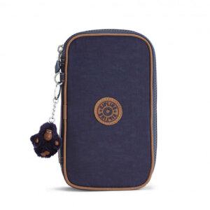 6b3d0f87c7 Kipling Κασετίνα 50 Pens (Blue Tan Block)