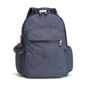 4032e62bf0b Kipling Σακίδιο Πλάτης με θήκη για Laptop Seoul Go ESSENTIAL (True Jeans)
