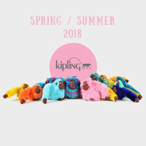 Kipling Spring / Summer 2018
