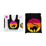 BG Berlin Τσάντα ώμου 3 Σε 1 Pussy Cat Eco Bag