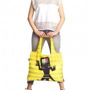 BG Berlin Τσάντα ώμου 3 Σε 1 Caveman Eco Bag