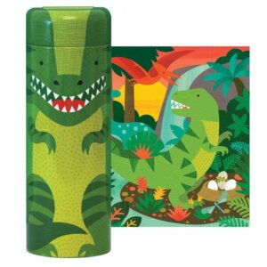 "Petit Collage Παζλ - Κουμπαράς ""Dinosaur"" (64 τμχ), κουμπαρας, παιδικοι κουμπαραδες, κουμπαραδες, κουμπαρας πριγκιπισσα, παιδικά παζλ, παζλ για παιδιά, pazl, puzzle, puzzles, παιχνίδια με παζλ, παζλ games, παζλ για κορίτσια, παζλ για παιδιά, παιδικά παιχνίδια, δώρα, δώρο, επιτραπέζια, παιχνίδια για κορίτσια, παιχνίδια για αγόρια, petit collage, παζλ petit collage, παιχνιδια petit collage"