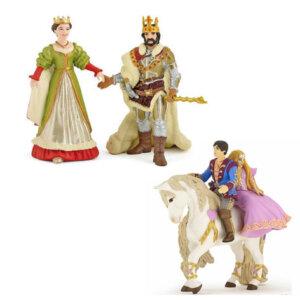 Βασιλιάδες - Βασίλισσες / Πρίγκιπες - Πριγκίπισσες
