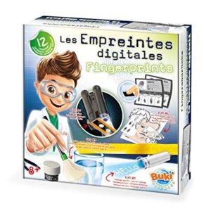 Byki France Fingerprints