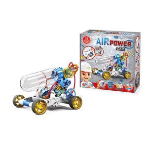 Buki Air Power Childrens Science Kit Blue 7502, παιδικα, παιχνιδια, παιχνιδι, pexnidia, paixnidia, πειραματα, παιχνιδια με πειραματα, Buki, buki 7502