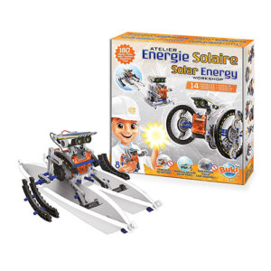 Buki Solar Energy Workshop 7503, παιδικα, παιχνιδια, παιχνιδι, pexnidia, paixnidia, πειραματα, παιχνιδια με πειραματα, Buki, buki 7503