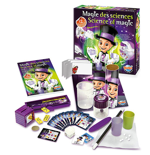 Buki Science of magic 2148