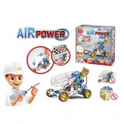 Buki Air Power Childrens Science Kit Blue 7502