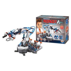 Buki Hydraulic Robot Arm7505, παιδικα, παιχνιδια, παιχνιδι, pexnidia, paixnidia, πειραματα, παιχνιδια με πειραματα, Buki, buki 7505