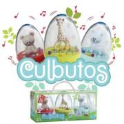 Sophie la girafe Σετ 3 αυγά που ισορροπούν – Culbuto