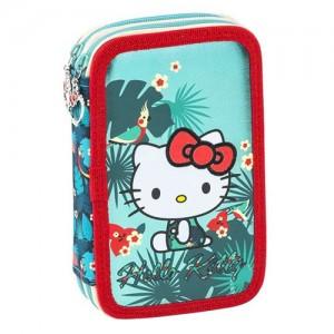 fc5a499e644 Hello Kitty Aloha Τσαντάκι ώμου Graffiti 188361 | Το Ξύλινο Αλογάκι ...
