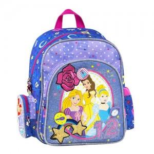 a5ffefa835 Disney Princess Multi Σακίδιο νηπιαγωγείου Graffiti 181292
