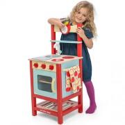 Le Toy Van Ξύλινη κουζίνα Applewood