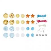 Buki Button Jewellery BE301
