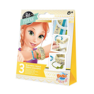 Buki Ribbon Bracelets BE302, χειροτεχνίες, χειροτεχνίες για παιδιά, κατασκευές, καλλιτεχνικά, εκπαιδευτικά παιχνίδια, ζωγραφική, ζωγραφιές, παιδαγωγικά, εκπαιδευτικά, παιδαγωγικά παιχνίδια, καλλιτεχνικά, παιχνιδια, πεχνιδια, paixnidia gia koritsia, παιχνιδια για αγορια, paixnidia gia agoria, παιχνιδια για παιδια, παιδικα παιχνιδια, Buki, buki BE302