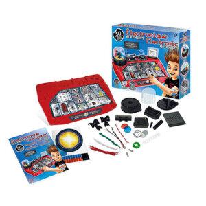 Buki Electronics Expert 7160, παιδικα, παιχνιδια, παιχνιδι, pexnidia, paixnidia, πειραματα, παιχνιδια με πειραματα, Buki, buki 7160