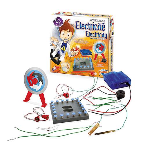 Buki Electricity workshop 7172