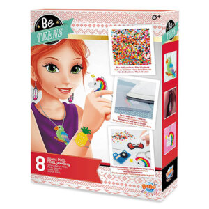 Buki Pixel Jewellery BE103, χειροτεχνίες, χειροτεχνίες για παιδιά, κατασκευές, καλλιτεχνικά, εκπαιδευτικά παιχνίδια, ζωγραφική, ζωγραφιές, παιδαγωγικά, εκπαιδευτικά, παιδαγωγικά παιχνίδια, καλλιτεχνικά, παιχνιδια, πεχνιδια, paixnidia gia koritsia, παιχνιδια για αγορια, paixnidia gia agoria, παιχνιδια για παιδια, παιδικα παιχνιδια, Buki, buki BE103