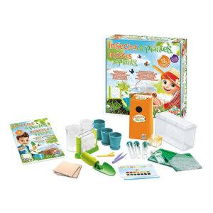 Buki Insects and plants 2047, παιδικα, παιχνιδια, παιχνιδι, pexnidia, paixnidia, πειραματα, παιχνιδια με πειραματα, Buki, buki 2047