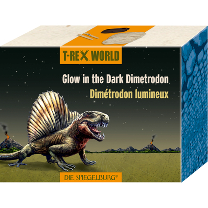 """Ανασκαφή """"T-Rex"""" που φωσφορίζει στο σκοτάδι"""