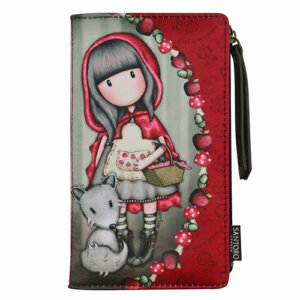 Santoro Gorjuss Πορτοφόλι Large Wallet Little Red Riding Hood 871GJ02