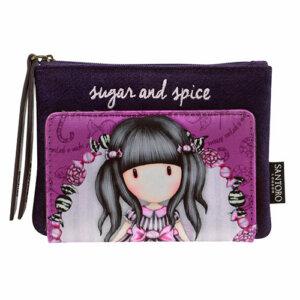 Santoro Gorjuss Πορτοφόλι Wallet Sugar and Spice 872GJ02