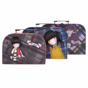 Santoro Gorjuss Σετ 3 Κουτιά - Βαλιτσάκια Nesting Suitcase Set 251GJ12