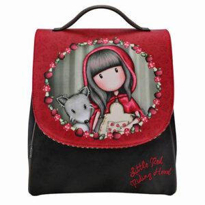 Santoro Gorjuss Σακίδιο Πλάτης Little Red Riding Hood 867GJ01