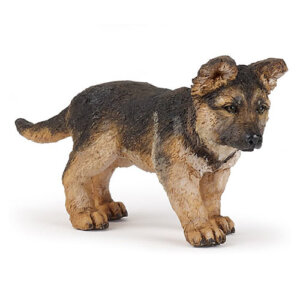 Papo Φιγούρα Σκυλί Κουτάβι Γερμανικός Ποιμενικός