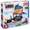 Bburago Σταθμός Αυτοκινήτων Street Fire Skyline Garage 18/30358
