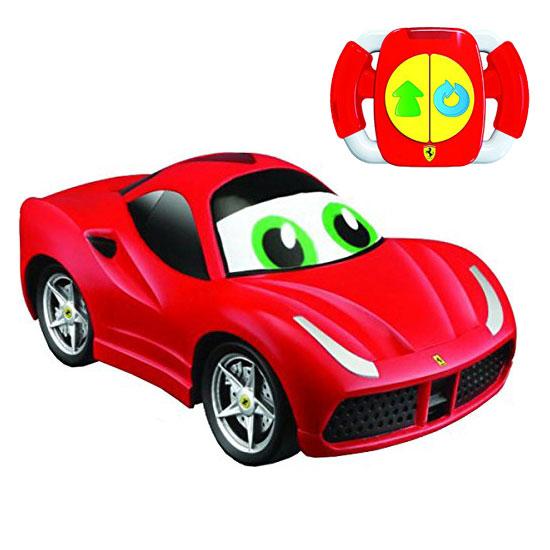 Bburago Αυτοκίνητο Lil Driver R/C Ferrari 488 GTB 16/82003