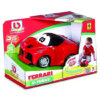 Bburago Junior Play and Go Ferrari U-Turns 16/85301