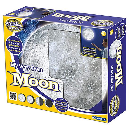 Brainstorm Toys Φωτιστικό Φεγγάρι My Very Own Moon E2003