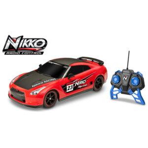 Nikko Τηλεκατευθυνόμενο Street Car 1/16 RC Nissan GT-R 34/94177
