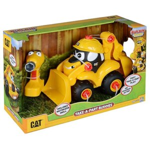 CAT E-Z Machines Φορτηγό Take A Part Buddies Backhoe 36/80477