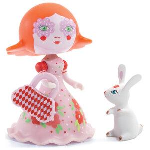 Djeco Φιγούρα πριγκίπισσας 'Elodia & White' 06780