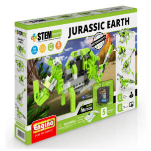 Engino Κόσμος των Δεινοσαύρων Stem Heroes Jurassic Earth STH61