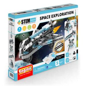 Engino Κόσμος του Διαστήματος Stem Heroes Space Exploration STH51