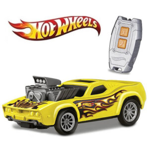 Hot Wheels Αυτοκίνητο R/C Street Racer Rodger 36/91801
