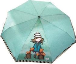 ομπρελα santoro, ομπρελα σπαστη μικρη santoro, παιδικη ομπρελα santoro,