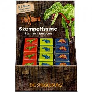 11527 1 σφραγιδες T-Rex Spiegelburg