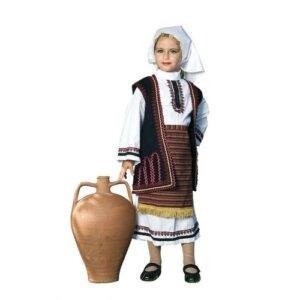 παραδοσιακη στολη Σουλιωτισσα.