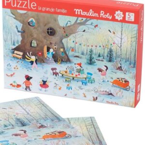puzzle moulin roty