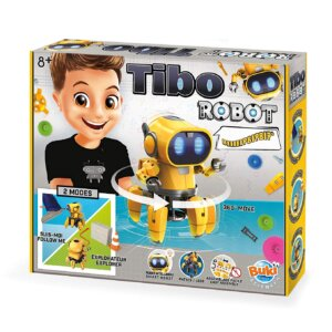 tibo the robot buki france