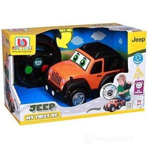 τηλεκατευθυνομενο αυτοκινητακι bburago junior jeep wrangler ,