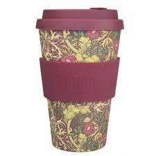 ποτηρι ecoffee cup peakock