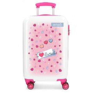 βαλίτσα, βαλίτσα παιδική, βαλίτσες, βαλίτσα enso, βαλίτσα τρόλλευ, βαλίτσα με ροδάκια