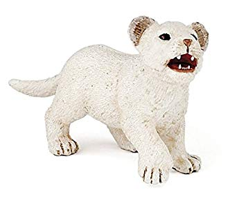 Papo ασπρο λιονταρακι