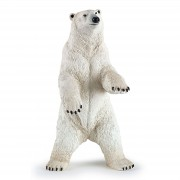 50172 1Papo Φιγουρα ορθια πολικη αρκουδα